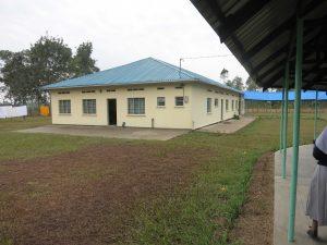 Krankenstation Katjunguti