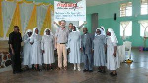 Ende 2019 hat Missio die St. Therese Ordensschwestern besucht um sich einige Projekte anzuschauen